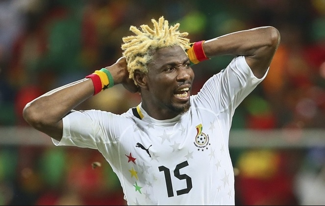 I haven't signed for any club yet- Isaac Vorsah