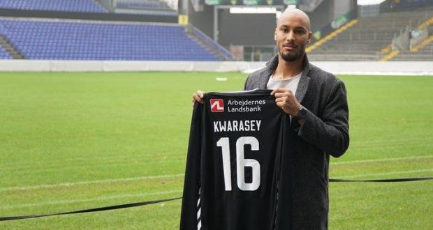Adam Kwarasey sign Bronby from Rosenborg