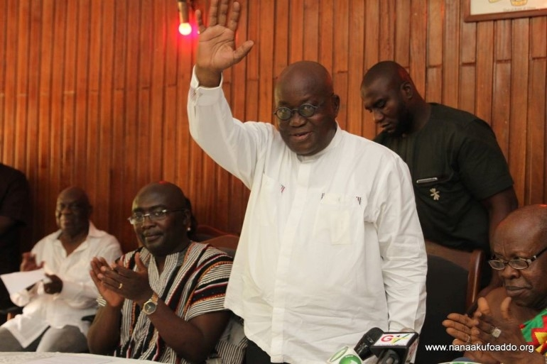 AFCON 2017 Kicks off Today- As Akufo-Addo Charges Black Stars To Deliver Trophy
