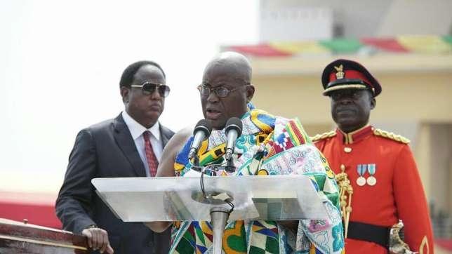 I won't let Ghanaians down – Nana Akufo-Addo