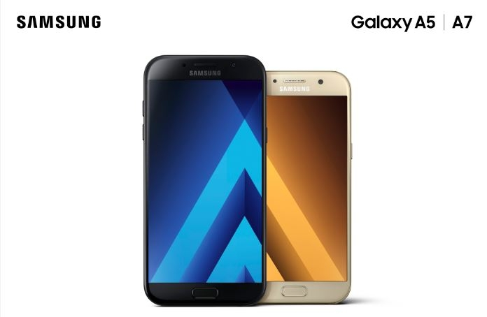 MOST IMPRESSIVE FEATURES SPOTTED IN SAMSUNG'S NEW GALAXY A SERIES