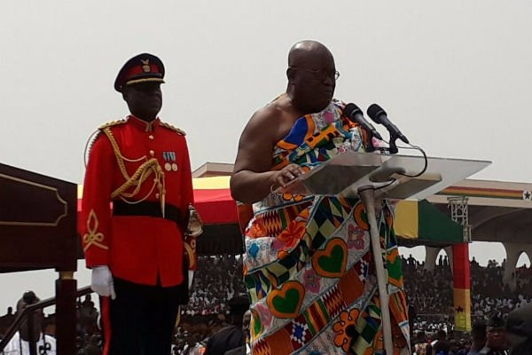 I will protect the public purse – Nana  Akufo-Addo