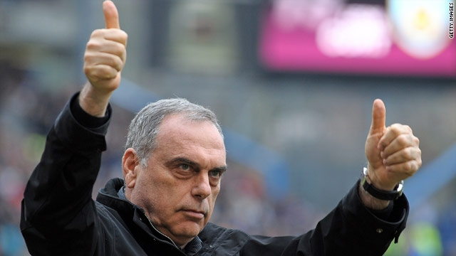 Avram Grant linked to Melbourne City job after AFCON 2017