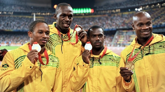 Usain Bolt stripped of 2008 Olympic relay gold medal