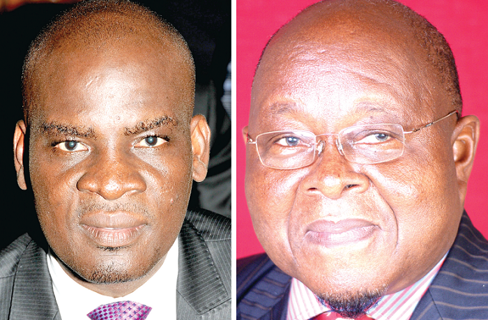 New leadership of Parliament named. Prof. Mike Oquaye is Speaker, Haruna Iddrisu, Minority Leader