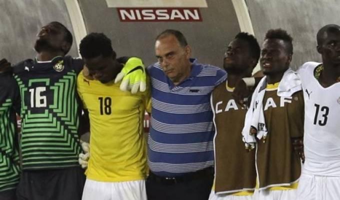 Ghana drops again on latest FIFA Ranking ahead of AFCON