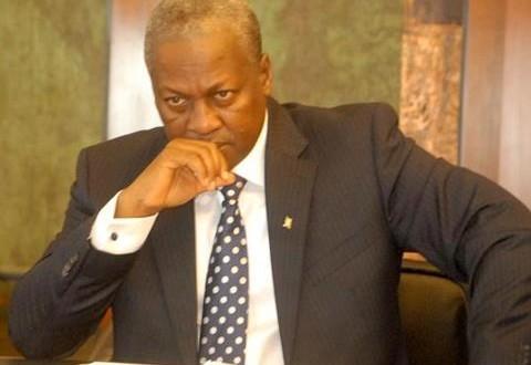 President Mahama withdraws interest in retirement home
