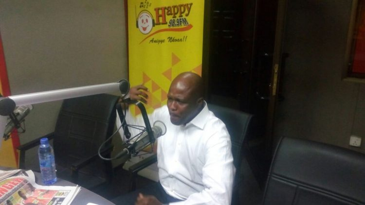 Kojo Addae-Mensah slams journos for not helping sports heroes write biographies