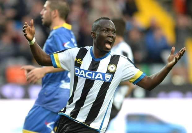 Agyemang Badu blasts Udinese teammates- 'shut up and work harder'