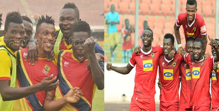 Hearts and Kotoko lock horns for Ghana @60 Cup on March 4
