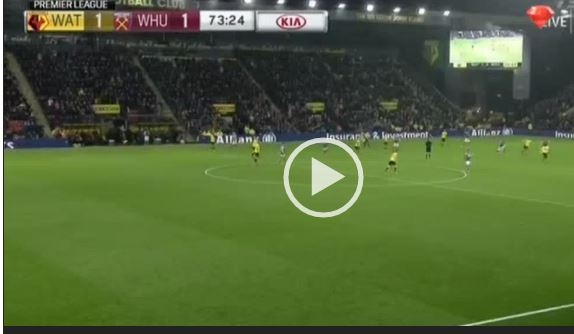 VIDEO: Andre Ayew scores to rescue point for West Ham