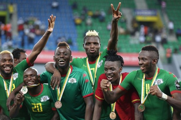 Black Stars fail to glitter as Burkina clinch bronze