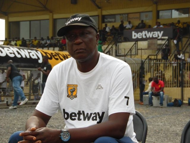 I don't fear Kotoko- Coach Bash