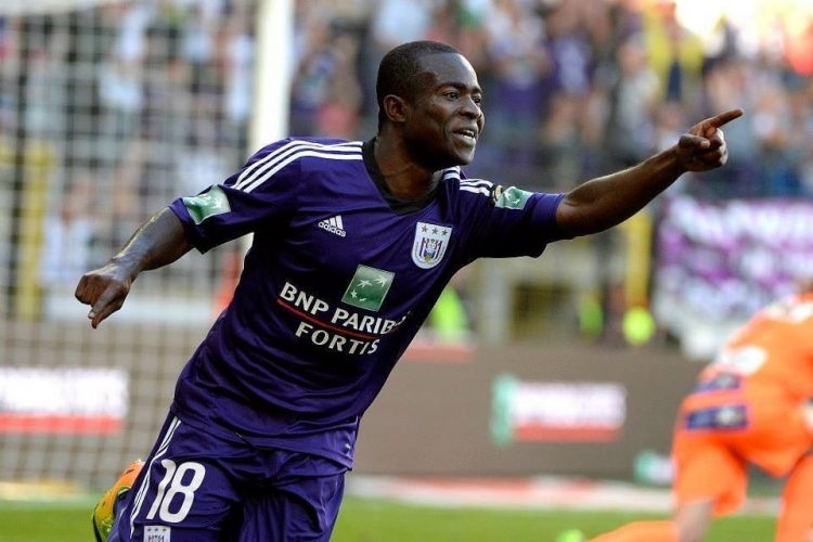 Frank Acheampong bags brace for Anderlecht in EUROPA clash against Zenit