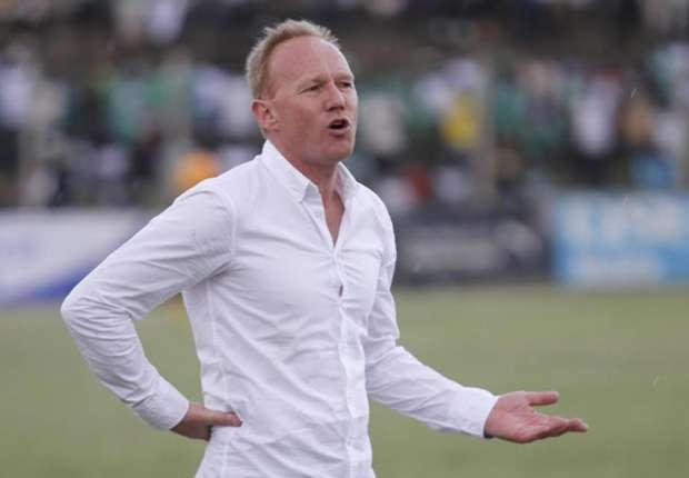 Hearts coach Nuttal impressed with players performance in Medeama stalemate