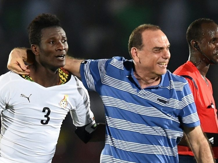 Avram Grant Quits As Black Stars Head Coach