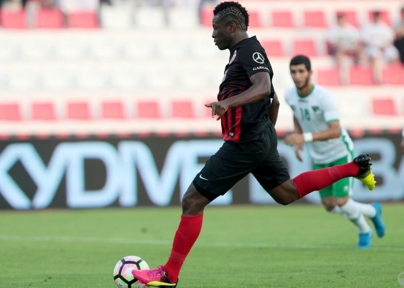 More injury woes for Gyan as he limps off in Al Ahli Asian CL defeat