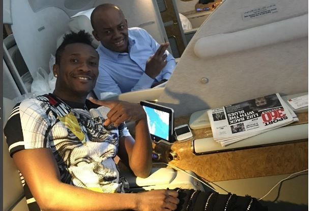 Asamoah Gyan's manager explains haircut 'ban'