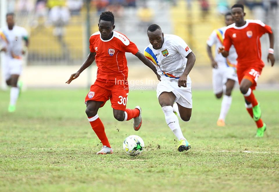 GHANA PREMIER LEAGUE: Hearts and Inter-Allies share spoils in season opener