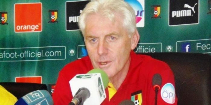 Cameroon coach worried over Ghana's AFCON record