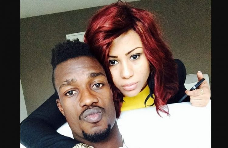EXCLUSIVE PHOTOS: Black Stars Players And Wives As We Celebrate Valentines Day