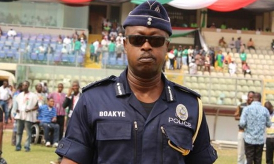 Major shake-up in Police Service: Kofi Boakye, Dampare moved to HQ