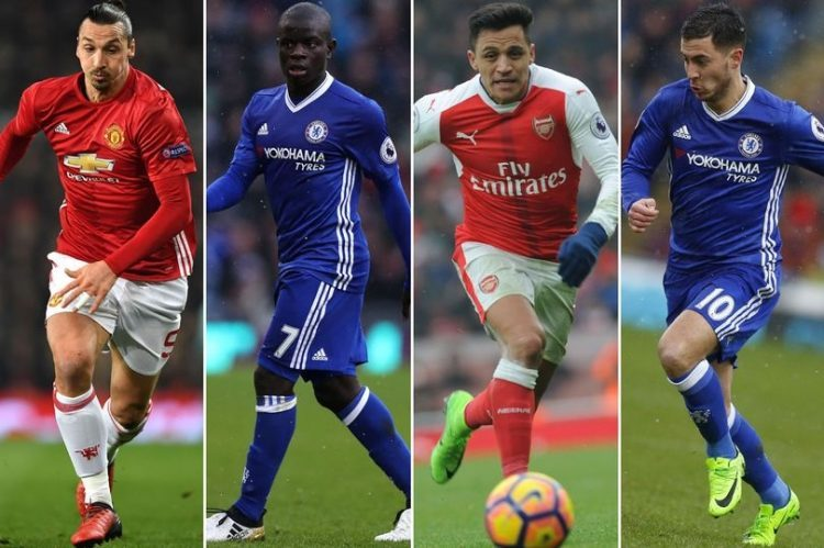 The big debate: Who should win Premier League Player of the Year? Top reporters have their say