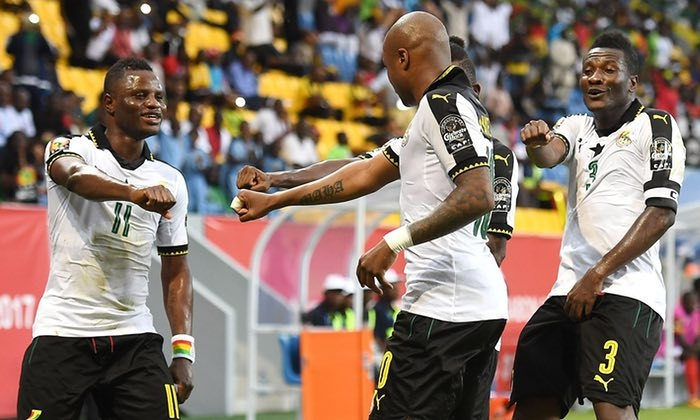 Ghana Vow To Avenge 2008 Semi-final Loss To Cameroon