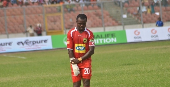 Obed Owusu and Amos Frimpong ruled out for six weeks