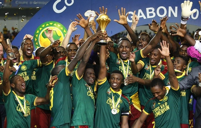 Cameroon are champs after stunning Egypt in AFCON final