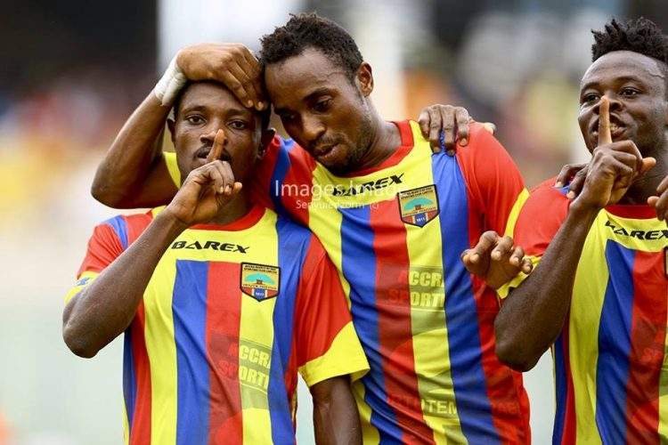 GhPL Week 6 Review: Hearts beat Oly in local derby- Results, Goalscorers & Goalking chart