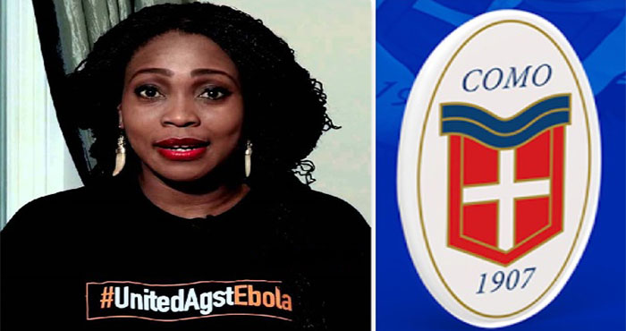 Michael Essien's wife, Akosua Puni buys Italian club for €237,000