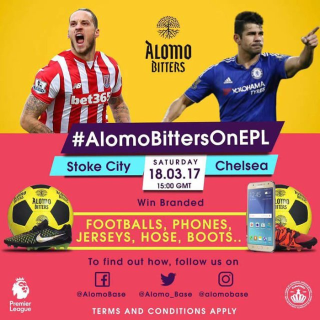 Alomo EPL activation storms Legon Hall Week