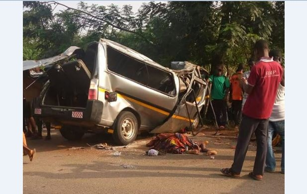 Four trainee nurses among 19 dead in gory accidents