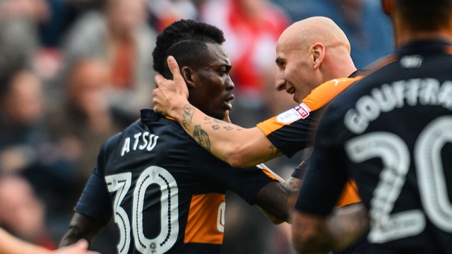 Christian Atsu leads Newcastle in dramatic comeback over Brighton