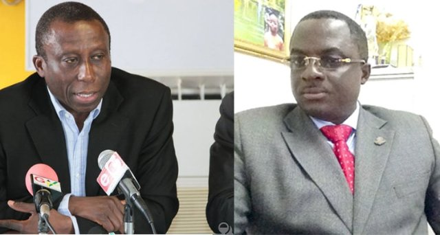 Nunoo Mensah Battles Prof Dodoo As GOC Election Comes Off Today
