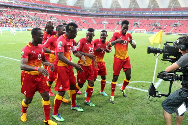 Black Stars to play Mexico in friendly