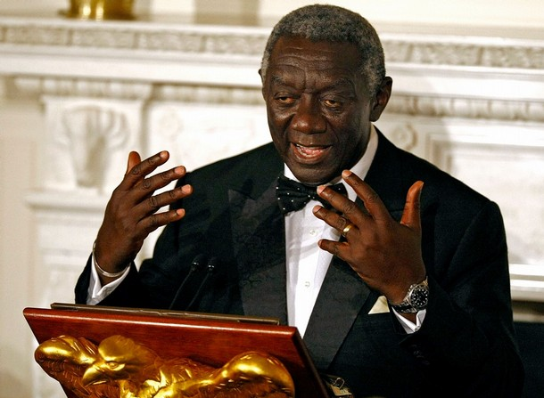 Ex-president Kuffour charges football fraternity to invest in local leagues
