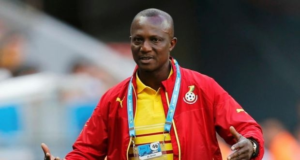 Kwesi Appiah submits application for Black Stars coaching job