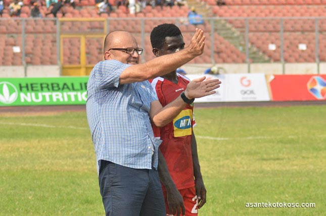We need a better coach-Asante Kotoko supporters chief claims