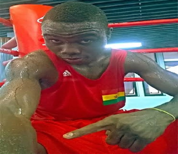 Lawson vows to crush Lebanese opponent at Azumah Nelson Fight Night