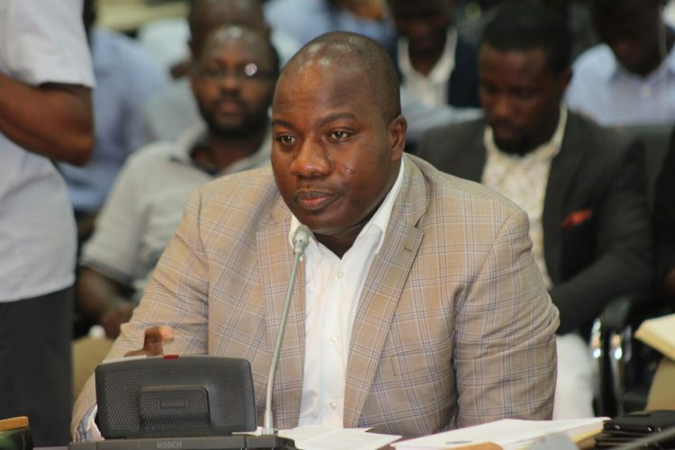 Chaos in Parliament over Ayariga's bribery report