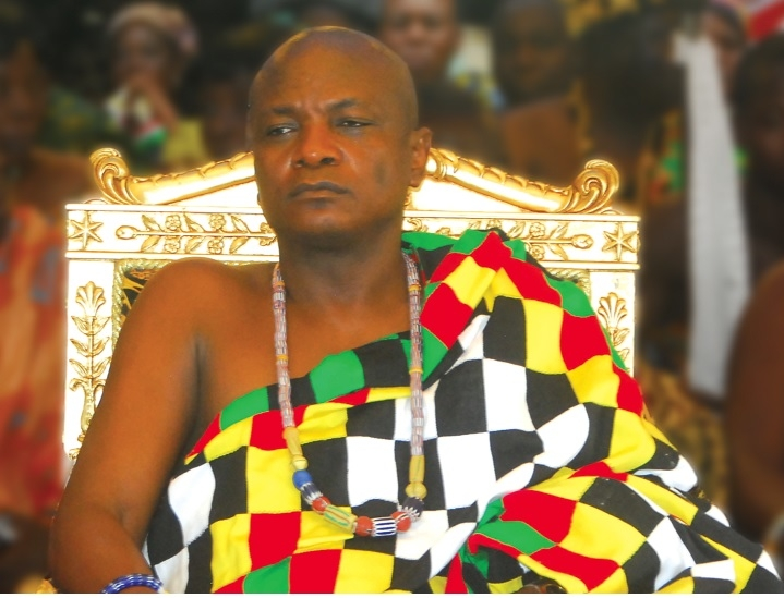 Togbe Afede XIV sues Ghana Army for 'breach of privacy'