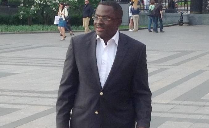 GWF CONGRATULATES MR BEN NUNOO MENSAH