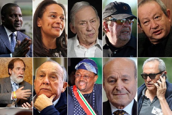 Forbes List 2017: Meet the 10 richest people in Africa