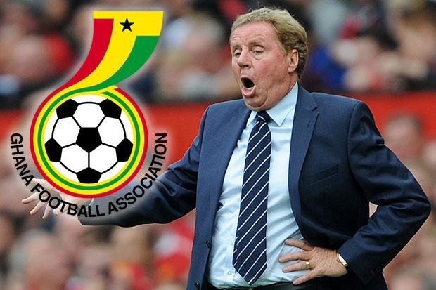 Harry Rednapp set for sensational switch to become next Black Stars coach