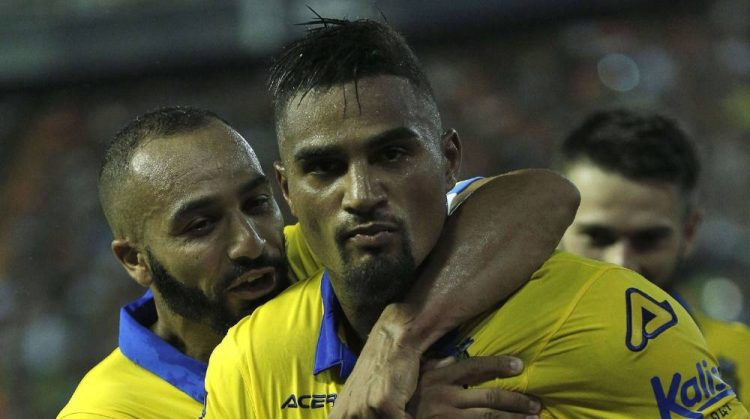 KP Boateng scores sublime goal in Las Palmas 3-3 draw with Real Madrid
