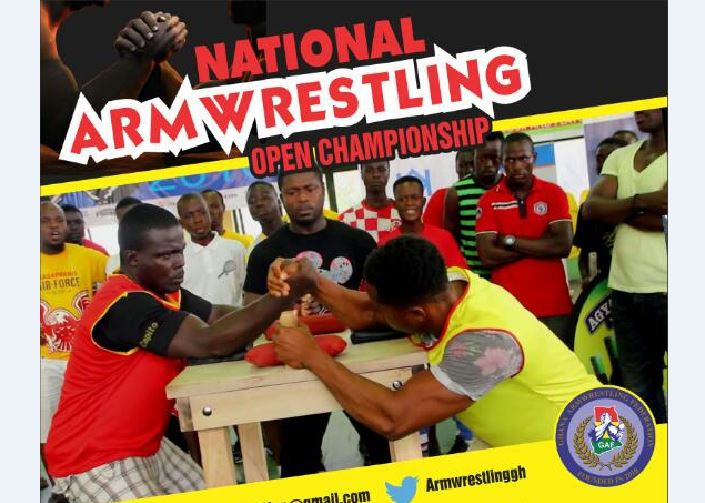Excitement Brews As Armwrestling National Open Championships Comes Off Saturday