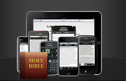 Pastor condemns use of Bible apps