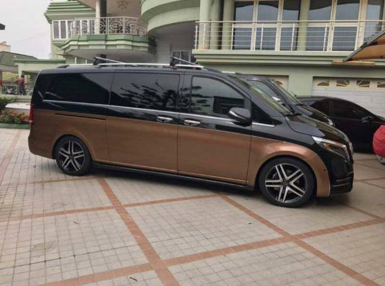 PHOTOS: Despite acquires customised Brubus car